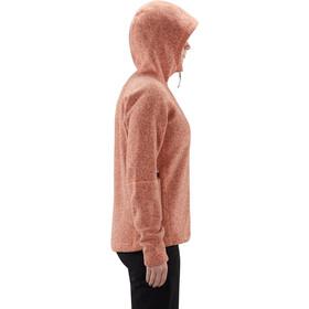 Haglöfs Swook Hood Jacket Dam cloudy pink